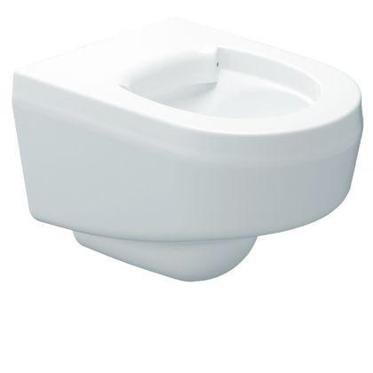 DVS Wall Hung Vandal Resistant Toilet