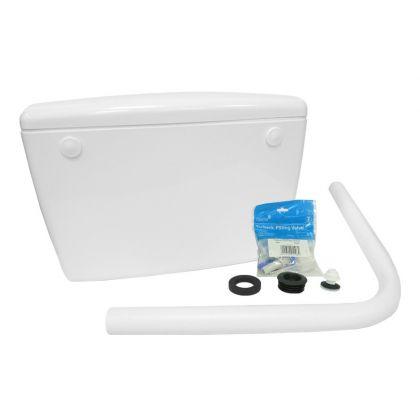 "DVS Standard Concealed Plastic Cistern Kit - 1.5"""