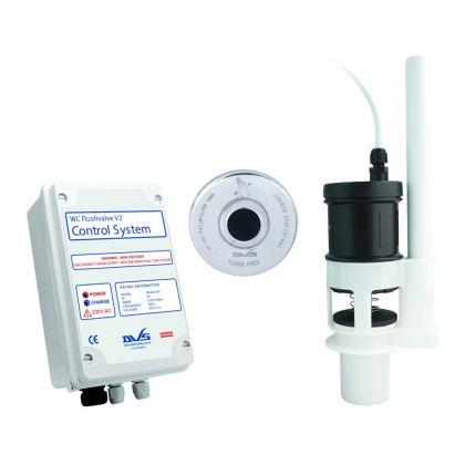 DVS Automatic Toilet Sensor Flush Kit