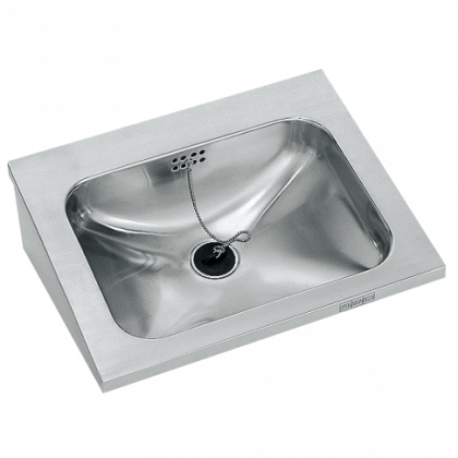 Franke Stainless Steel Hand Wash Basin 500mm - No Tap Holes