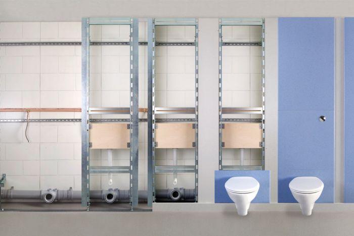 Full Height Blank IPS Duct Panel Set