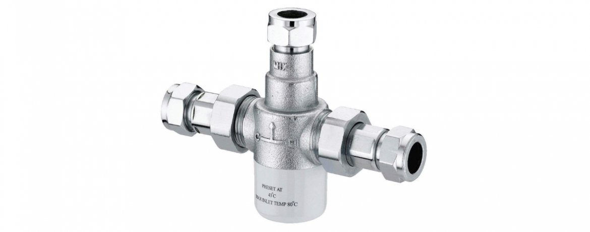 How To Install A Thermostatic Mixing Valve