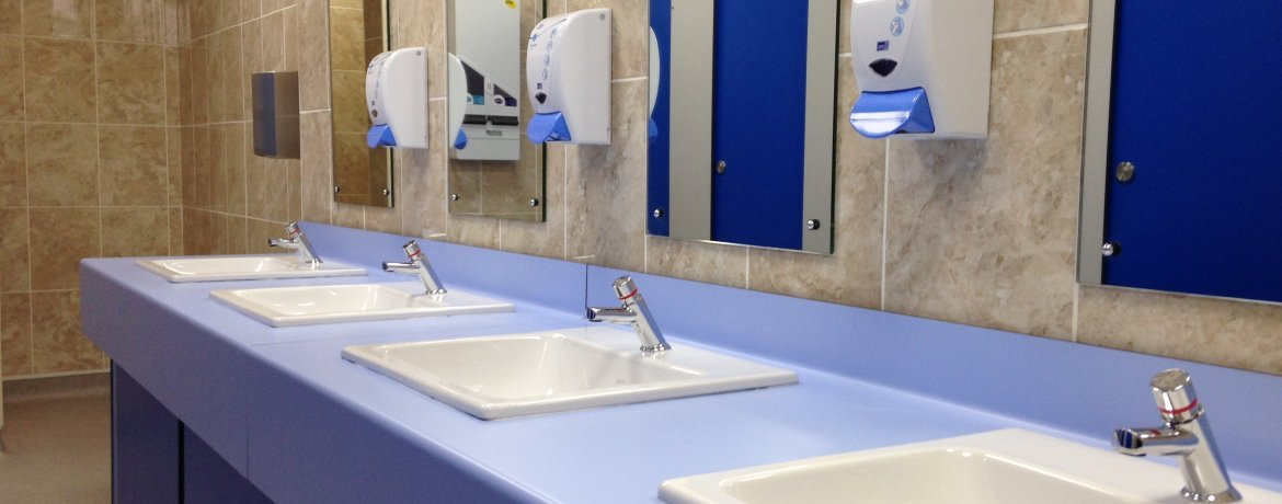 10 Ways To Keep Your School Washroom Clean and Efficient: Part One