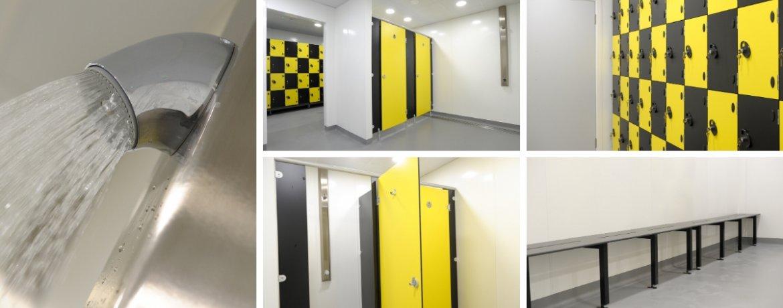 Hampton School Shower Room Refurbishment - Case Study