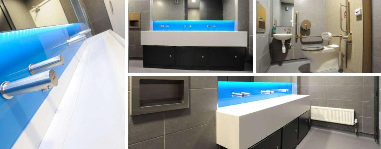 North London Charity: Washroom Redesign and Refurbishment - Case Study
