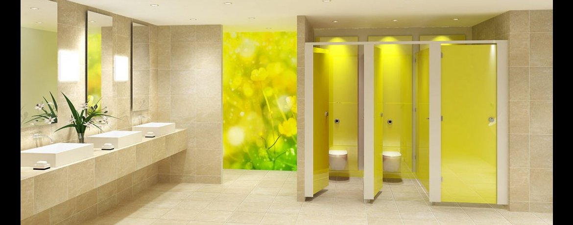 The Pros & Cons of Unisex Washrooms