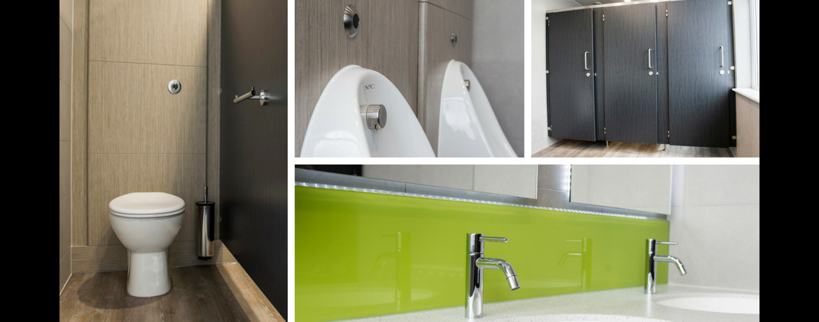 Executive Washroom Refurbishment: Viadex Case Study