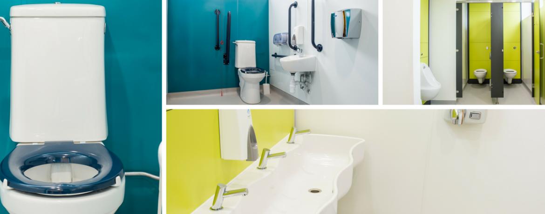 School Toilet Refurbishment for Ryefield Primary
