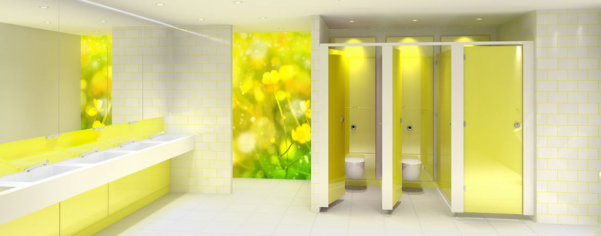 What Are The Standard Toilet Cubicle Sizes Commercial