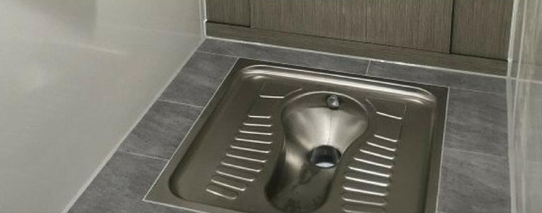 Squat Toilets in Modern British Washrooms