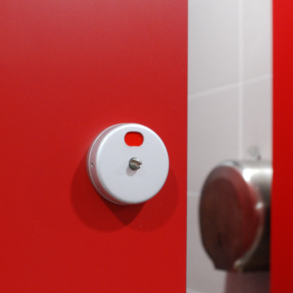 Can I Buy Replacement Cubicle Locks and Fittings for my Existing Toilet Cubicle?
