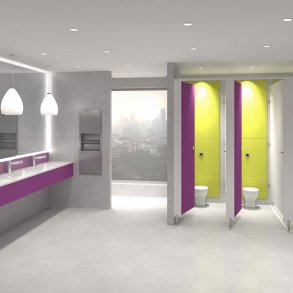 What is the Ideal Washroom Toilet Cubicle Configuration?