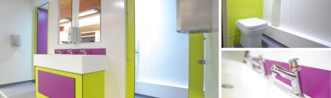 Case Study: Colden Common School Toilet Refurbishment