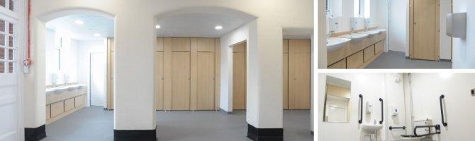 Case Study: Ludlow Junior School, Hampshire Toilet Refurbishment