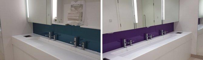Association of British Insurers Wash Trough Installation - Case Study