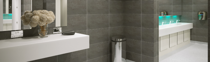 The Hidden Benefits of Good Commercial Washrooms