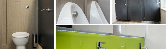 Executive Washroom Refurbishment: Viadex Case Study
