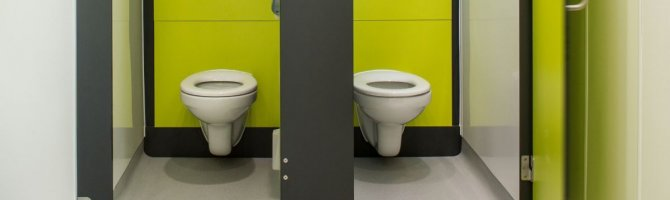 The Benefits of Wall Hung Toilets