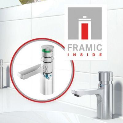 Franke | FRAMIC | Commercial Washrooms