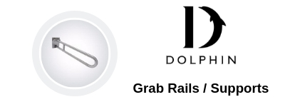 Grab Rails & Supports   Dolphin   Commercial Washrooms