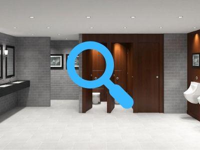 Virtual Showroom | Washroom Refurbishment | Commercial Washrooms
