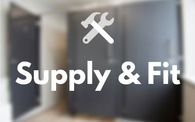 Supply & Fit | Commercial Washrooms