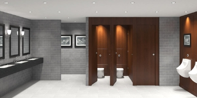 Toilet Cubicles | Full Height | Commercial Washrooms