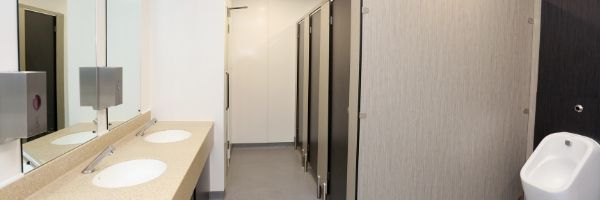 South West Water | Office Toilet Refurbishment | Commercial Washrooms