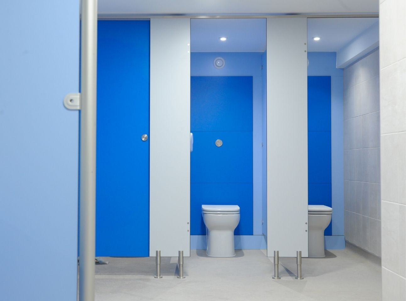 Bournemouth & Poole College Toilets Refurbishment   Case Study   Commercial Washrooms