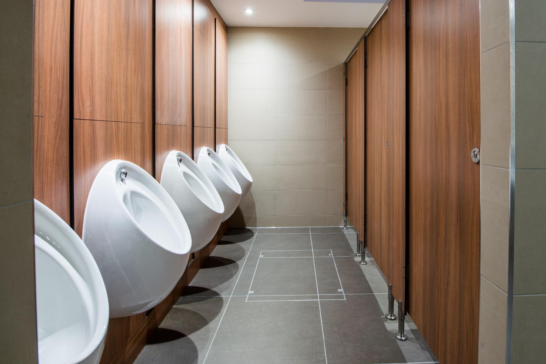 Completed Toilet Refurbishment