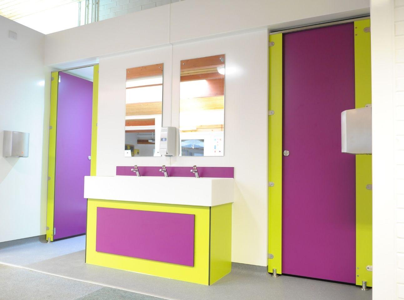 Colden Common School Toilet Refurbishment   Case Study   Commercial Washrooms