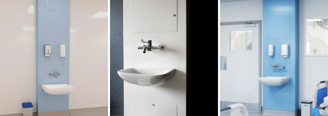 Concealed IPS Hand Wash Unit   Commercial Washrooms