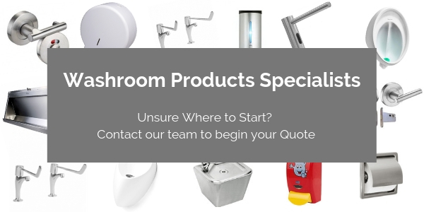 Specialists in Washroom Products | Commercial Washrooms