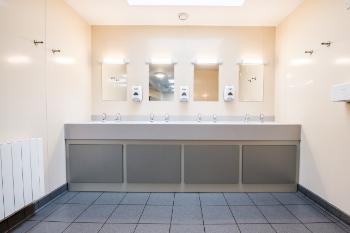 Vanity Unit Underframe | Commercial Washrooms