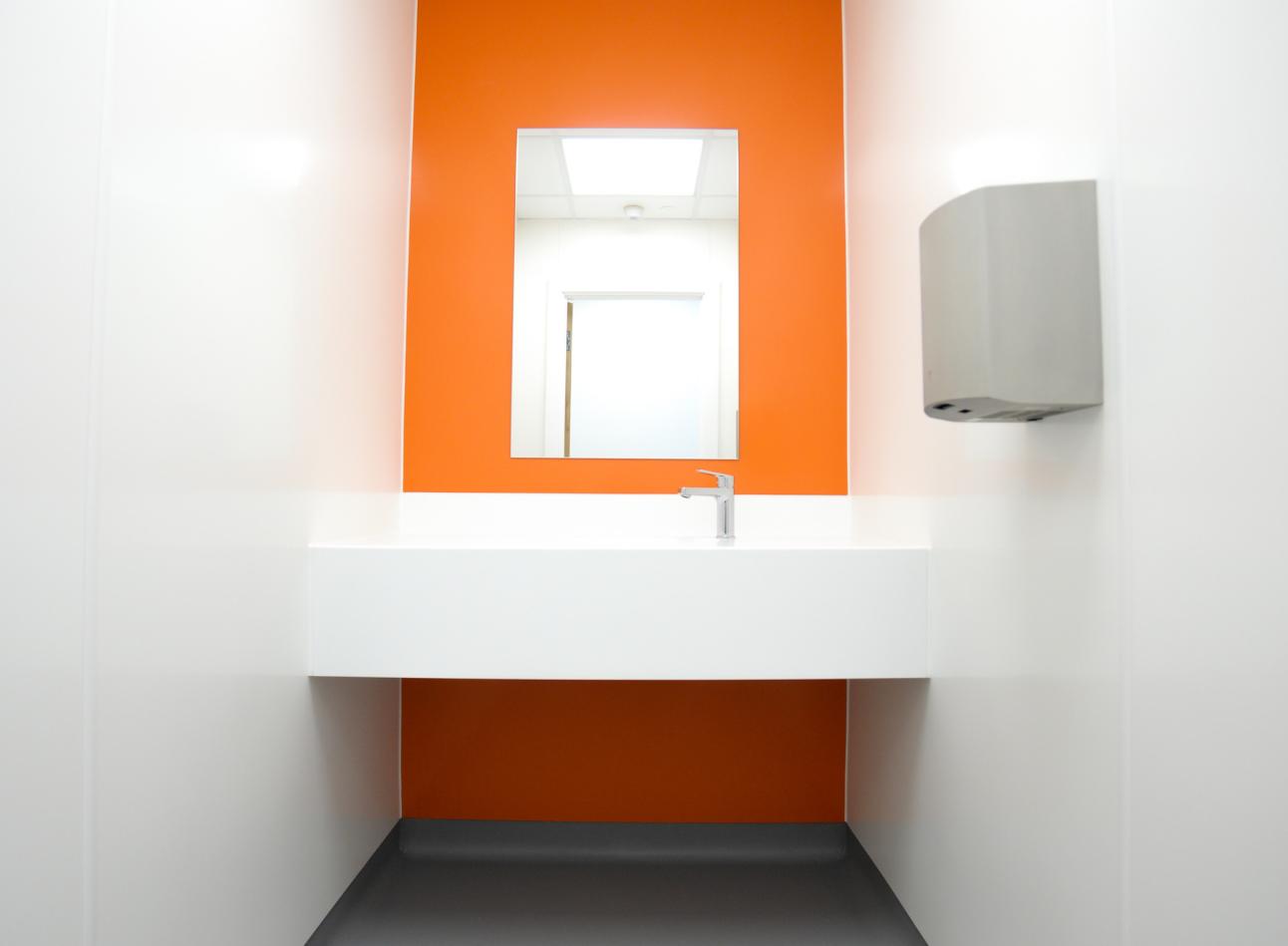 Settle Group Vanity Unit   Case Study   Commercial Washrooms