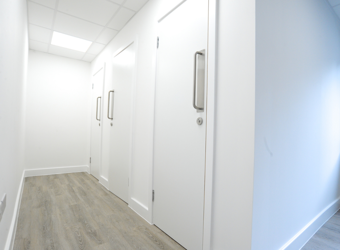 Settle Group Cubicles   Case Study   Commercial Washrooms
