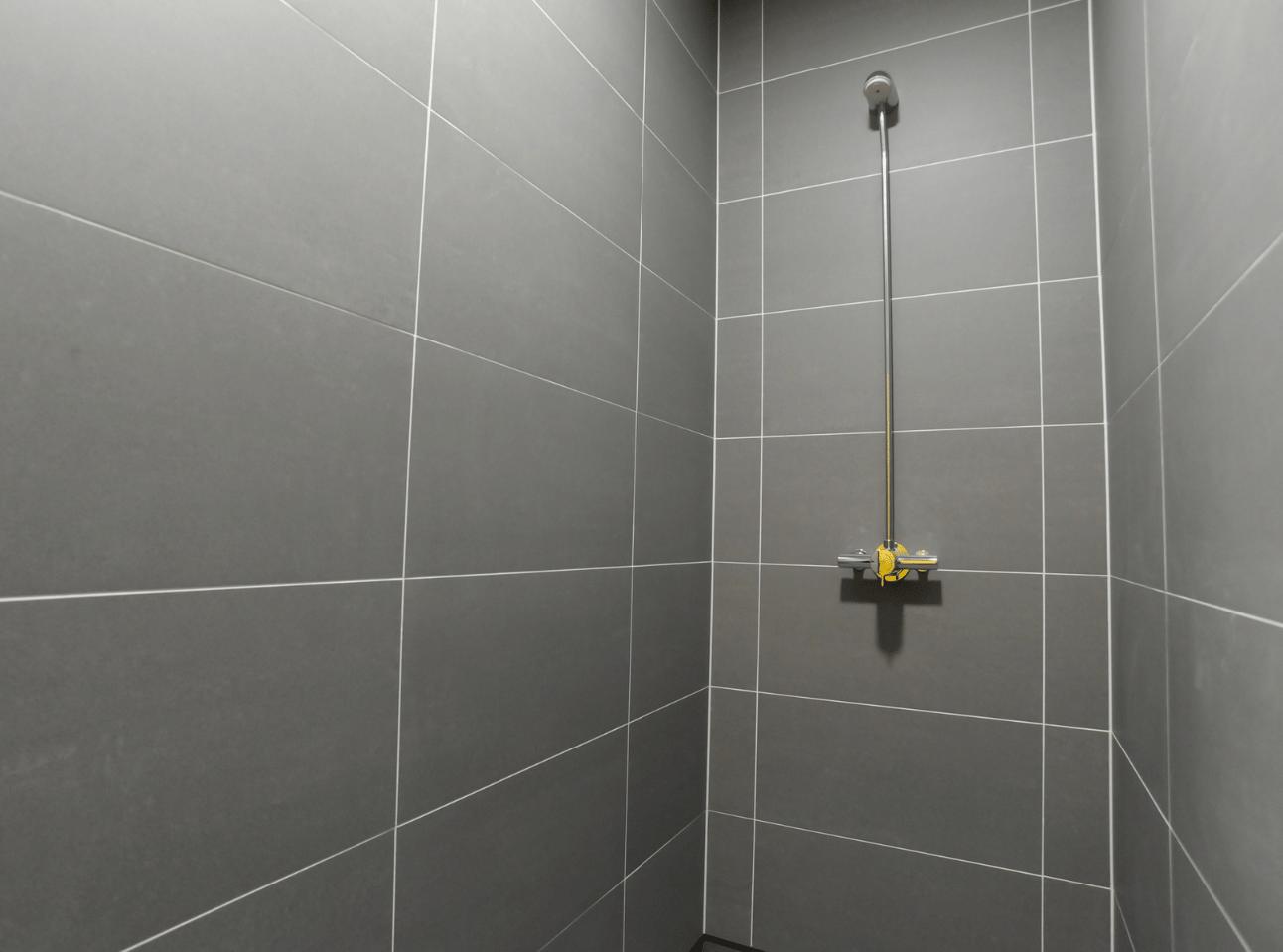 Shower | National Physics Laboratory Case Study | Commercial Washrooms