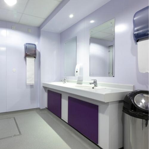 Commercial bathroom | Altro | Commercial Washrooms