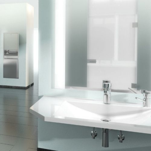 Franke | 230 Years of Industry Leading Experience | Commercial Washrooms