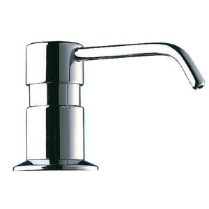 Deck mounted soap dispenser   Commercial Washrooms