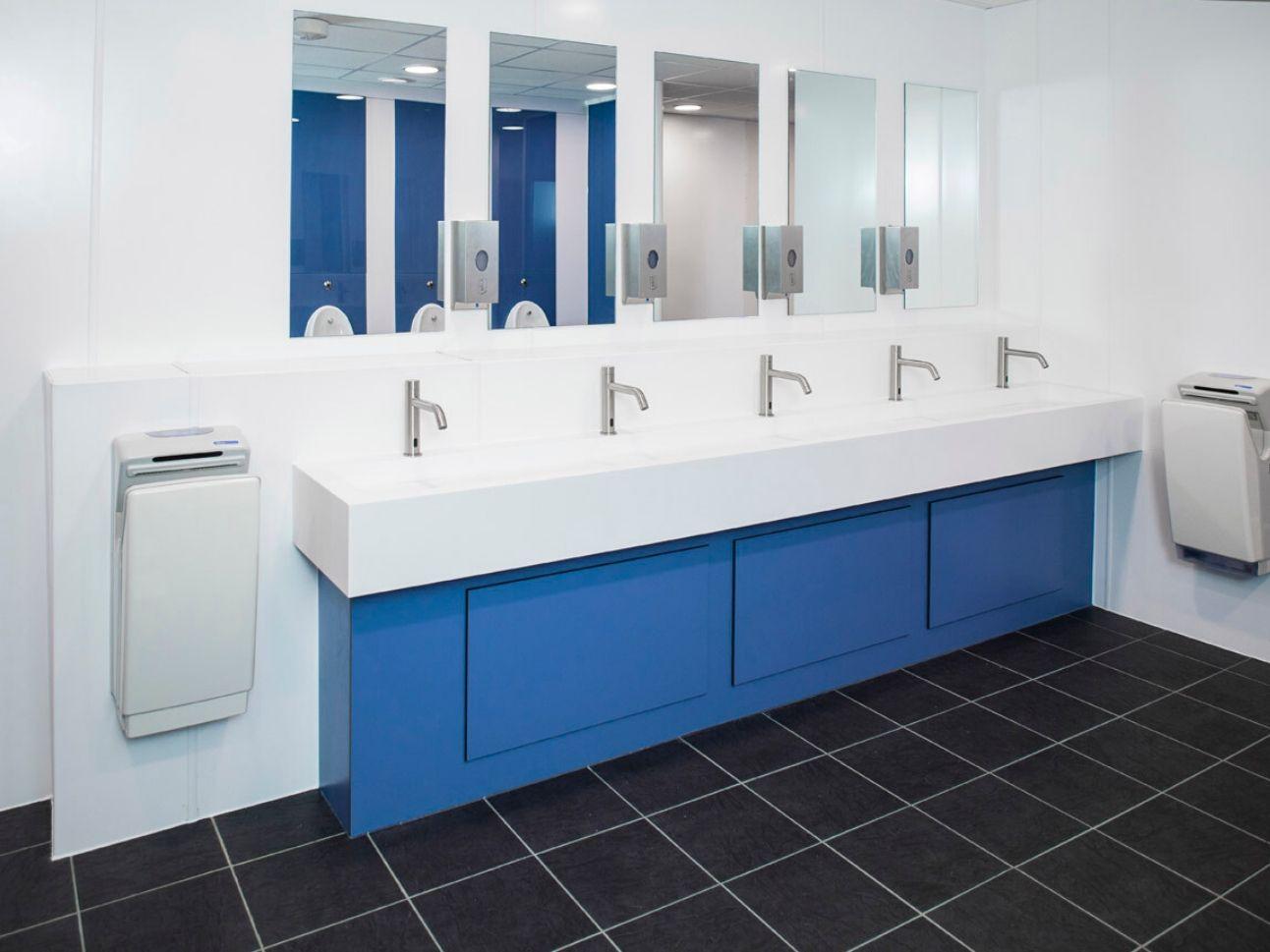 Ernest Bevin College Toilet Refurbishment | Commercial Washrooms