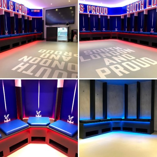 Crystal Palace Football Club   Case Study   Commercial Washrooms