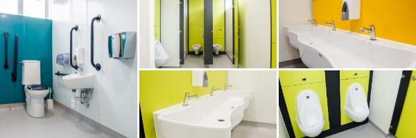 Ryefield Primary School | Toilet Refurbishment | Commercial Washrooms