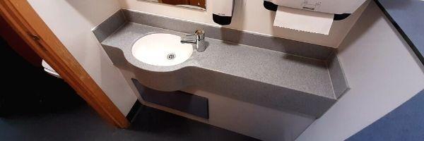 Superloos | Vanity Units | Commercial Washrooms