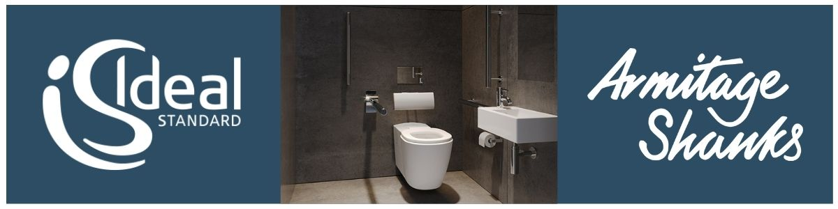 Ideal Standard | Armitage Shanks | Commercial Washrooms