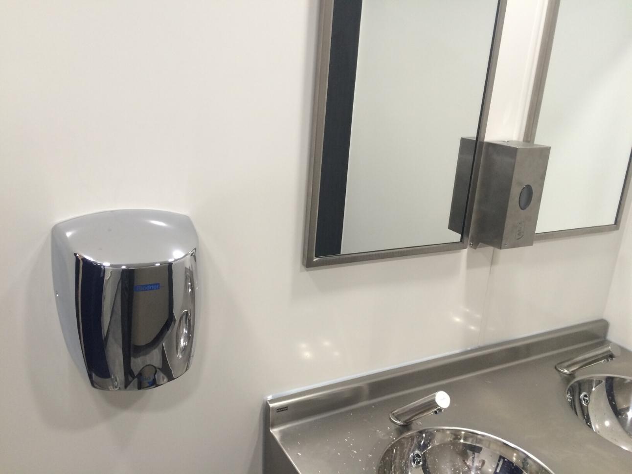 Metroline Washroom Case Study   Commercial Washrooms