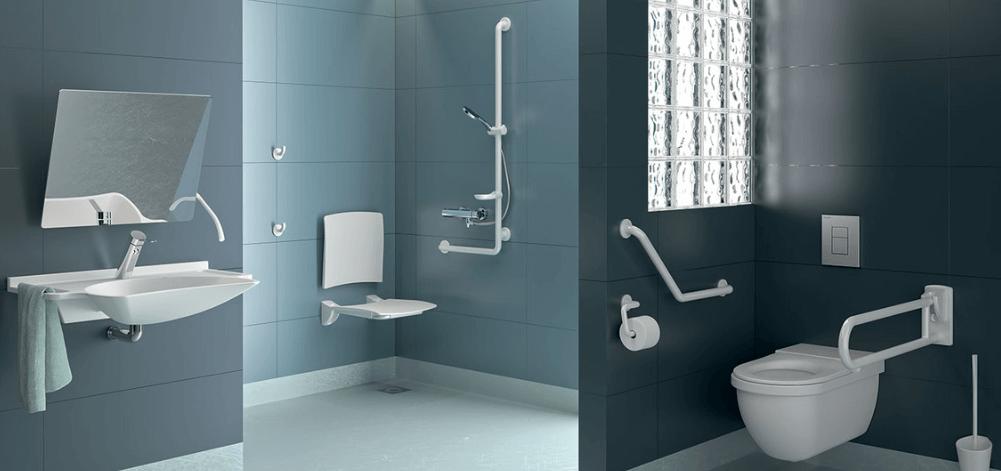 Delabie Washroom Example