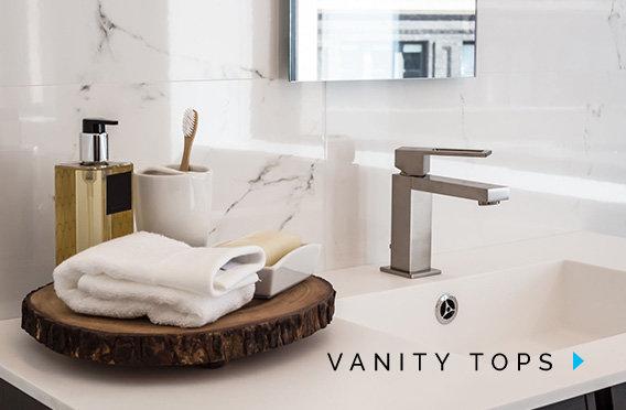 Vanity Tops | Commercial Washrooms