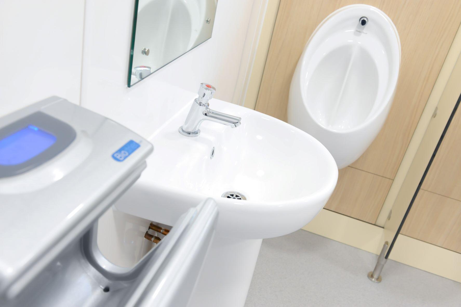 Commercial Washroom Sink